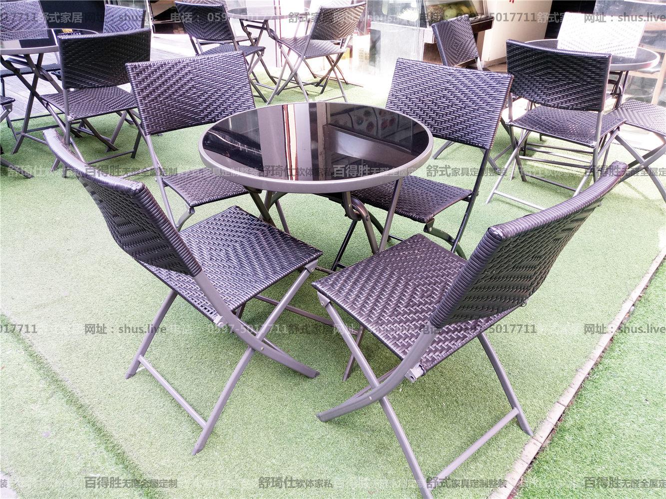 藤椅/藤桌/折叠椅/折叠桌