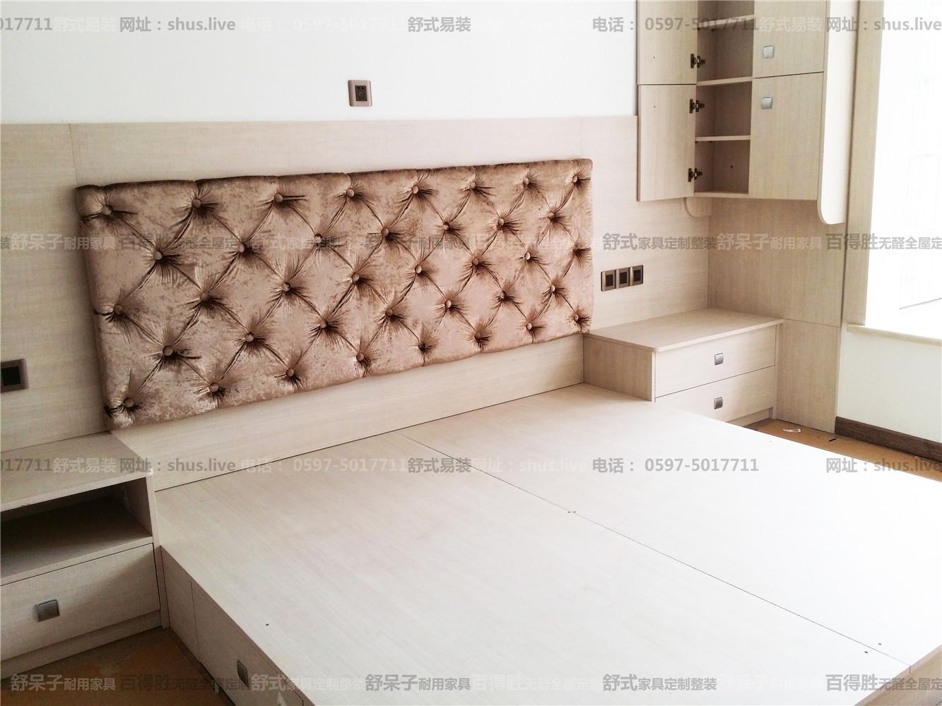 软包定制-床头靠背/隔音护墙/防撞护墙/小样展示