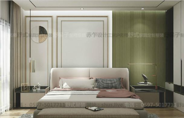 背景墙-造型/平板/免漆/油漆-A巢-舒呆子